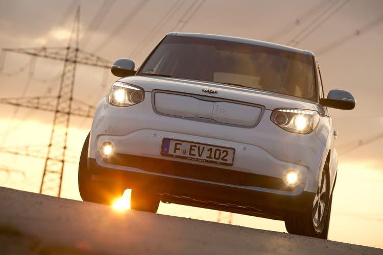Der Kia Soul EV bietet viel Komfort und eine moderate Reichweite für ein Elektroauto.