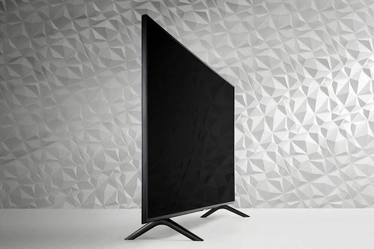 Der 55 Zoll TV Samsung Q60R brilliert mit einem großem darstellbaren Farbumfang