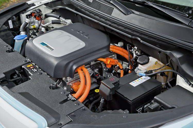 Das Elektroauto Kia Soul EV bietet Kraft in jeder Situation.