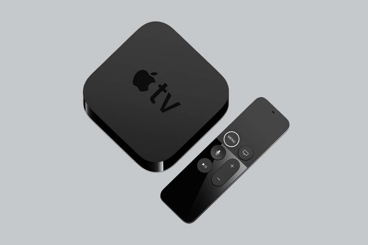 Im Lieferumfang des Apple TV ist auch eine Siri Remote enthalten