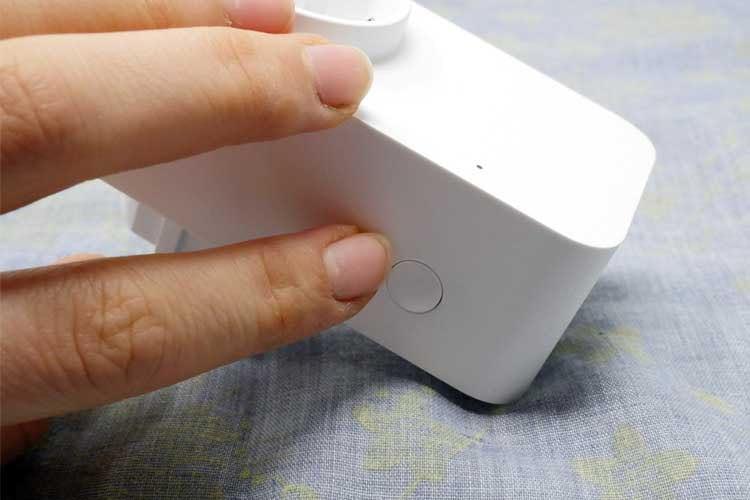 Viele Modelle verfügen über eine zusätzliche On-Off-Taste am Gehäuse