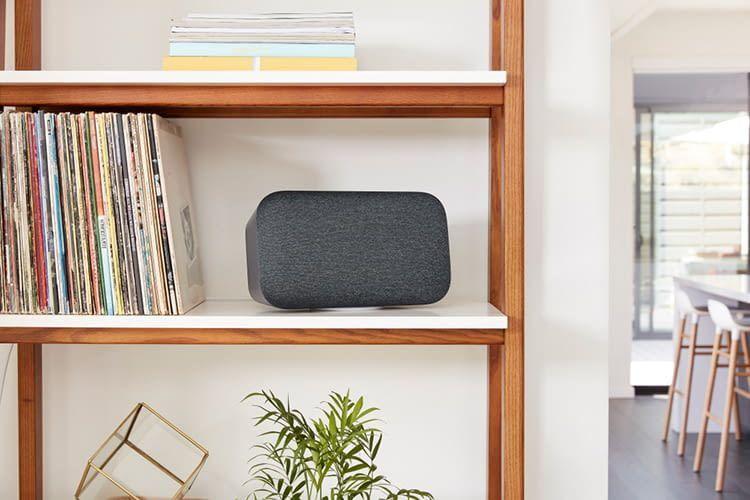 Google Home Max passt seinen Klang den räumlichen Gegebenheiten an