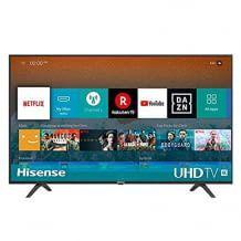 55 Zoll UHD Fernseher mit dynamischen HDR, Triple-Tuner und QuadCore-Prozessor