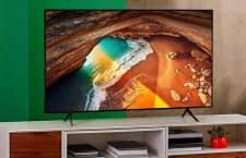 Der 55 Zoll HDR TV Samsung Q60R bietet erschwingliche QLED-Technologie und viele Extras