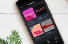 Amazon Music ist auf Wunsch auch kostenlos per Smartphone abrufbar